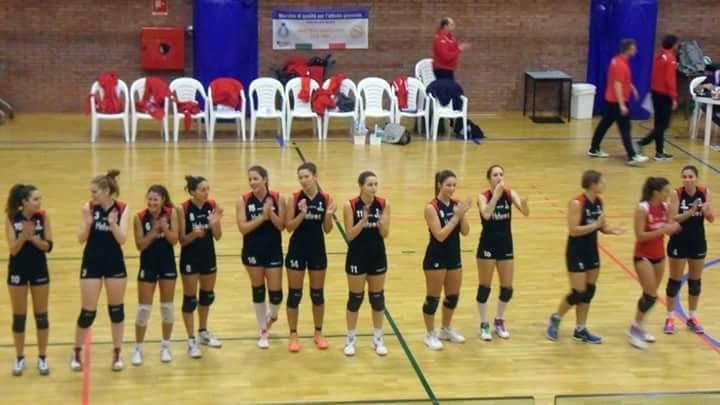 Volley Sammartinese-Riccione Volley