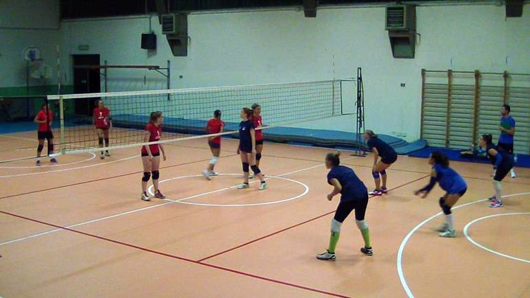 Gut Chemical contro Riccione Volley