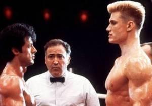 Rocky e Ivan Drago