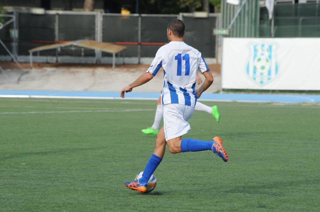 Fya Riccione-Fosso Ghiaia 2-0