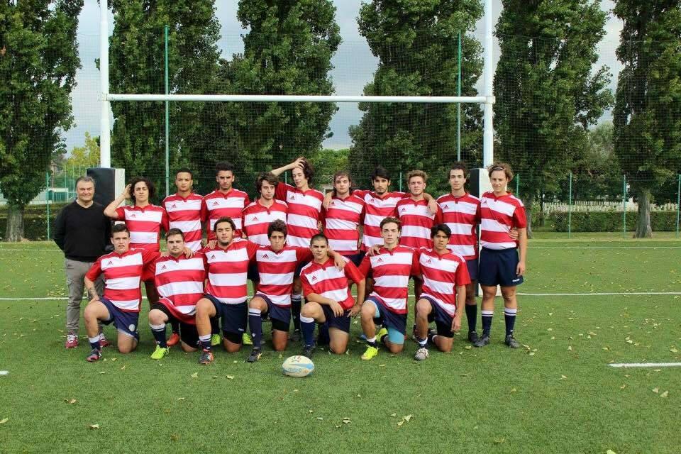 Unione Rugby Rimini San Marino-Bologna Lions