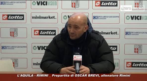 A L'Aquila nel Rimini torna titolare Ragatzu