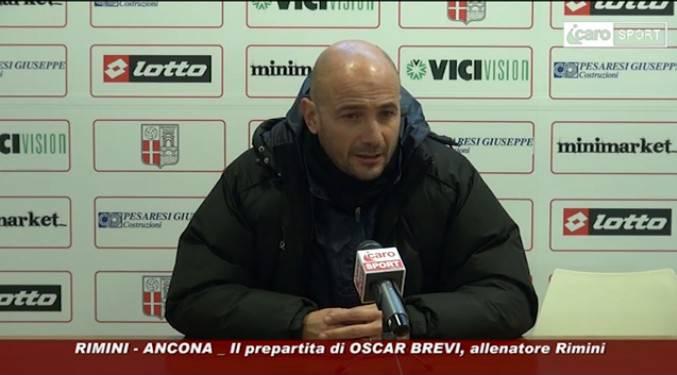 Oscar Brevi alla vigilia di Rimini-Ancona