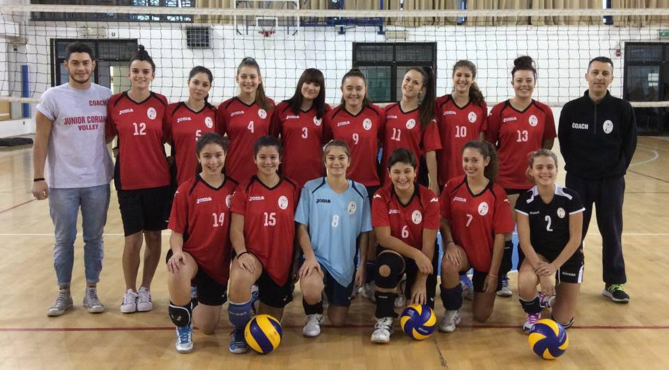Volley della Polisportiva Junior Coriano