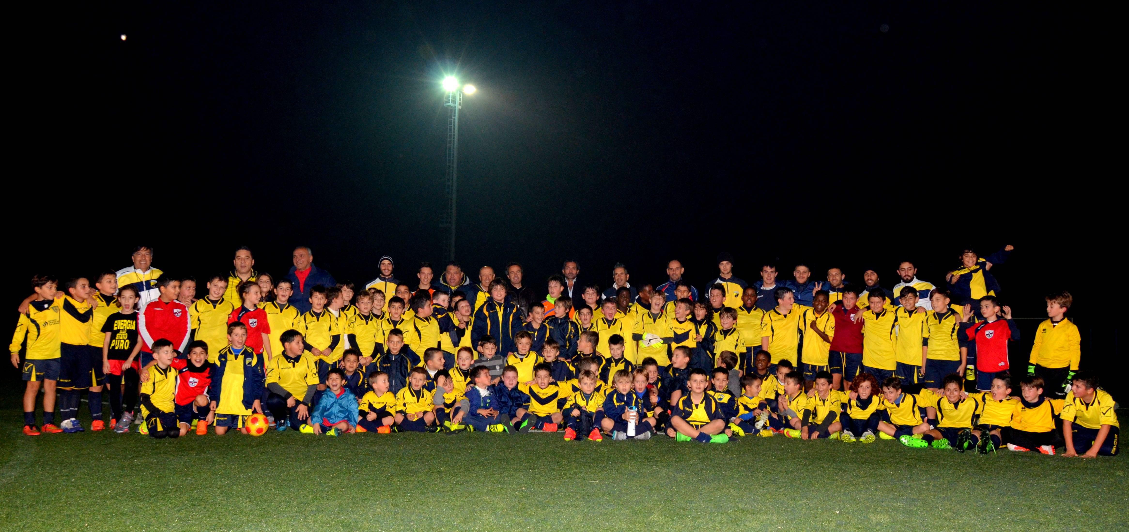 Il nuovo progetto del settore giovanile dell'ACD Marignanese