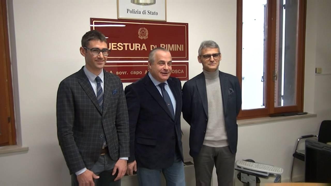 Due nuovi dirigenti per la Questura di Rimini: Massimo Sacco e ...