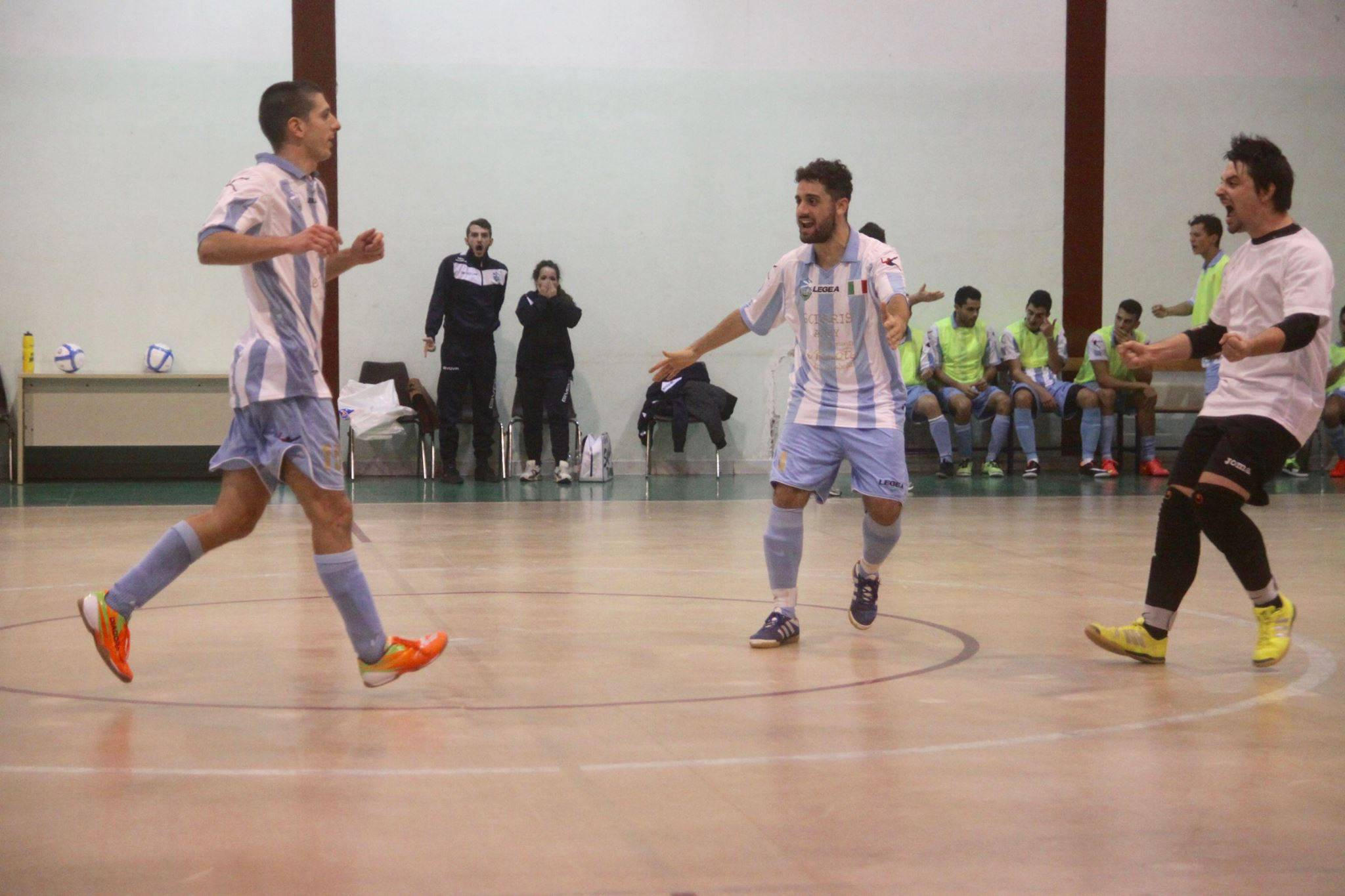 Calcio a 5 D. OnlySport-Solaris Viserba Futsal 3-5