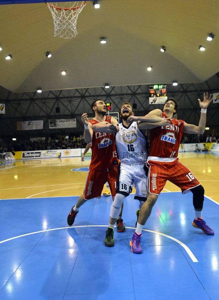 Basket Golfo Piombino-Dulca Santarcangelo 84-72