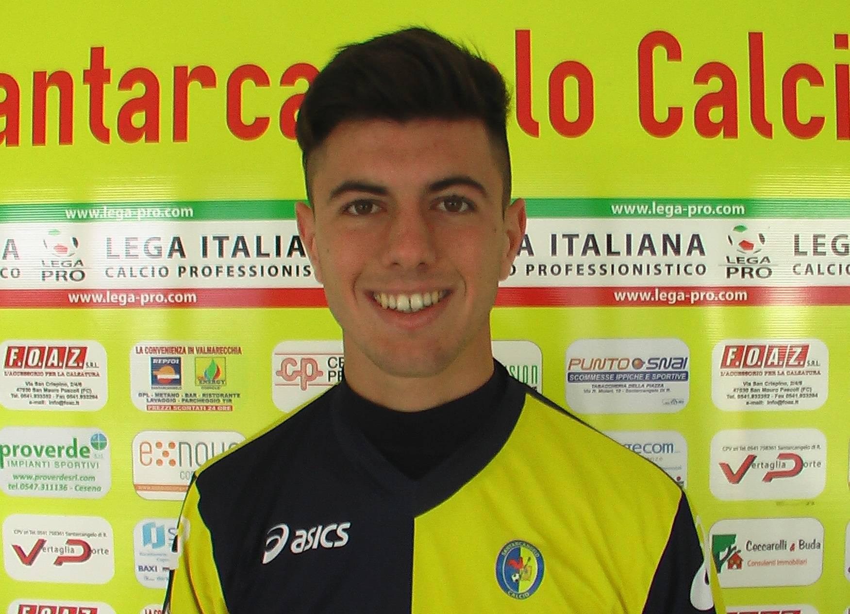 Santarcangelo Calcio. Intervista ad Alessandro Castellana