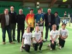 "Tennis. Federico Bertuccioli vince i ""Bavarian Junior Championship"""