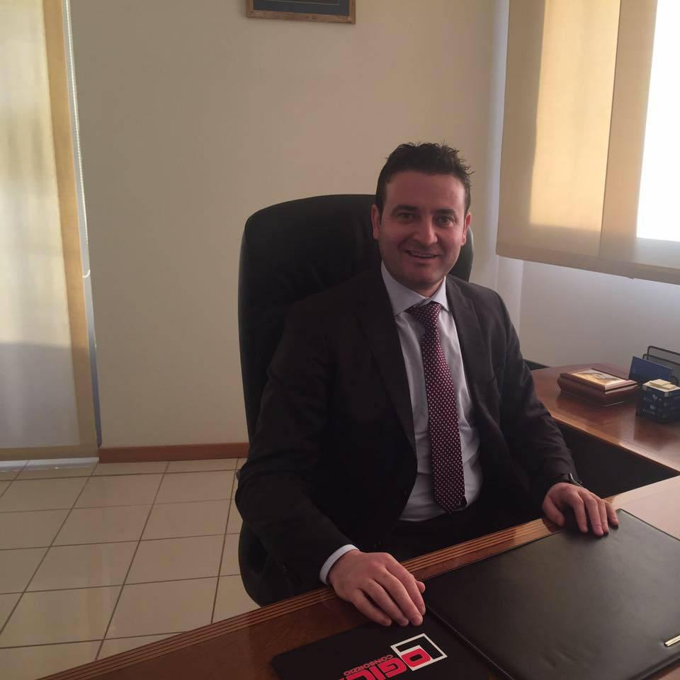 È Eduart Ardi Vuka l'imprenditore che vuole aiutare la Rimini Calcio