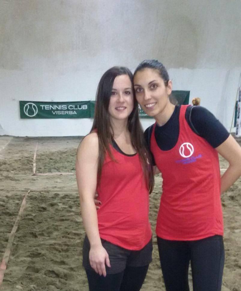 Giocata la 6a giornata del campionato di beach tennis femminile al Tennis Viserba