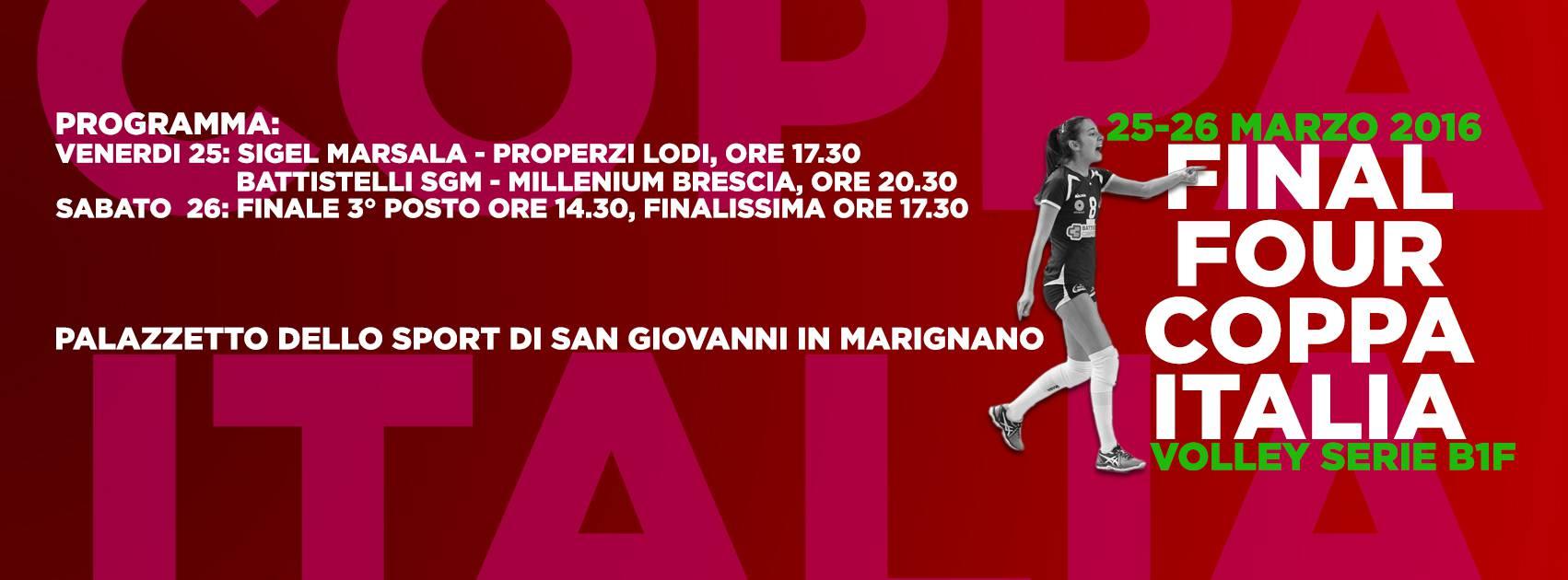 Battistelli Volley San Giovanni in M.-Abros Pagliare Volley 3-0