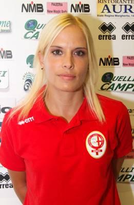 """Femminile Rimini. Sara May Pace: """"le mie reti per la promozione in serie C"""""""