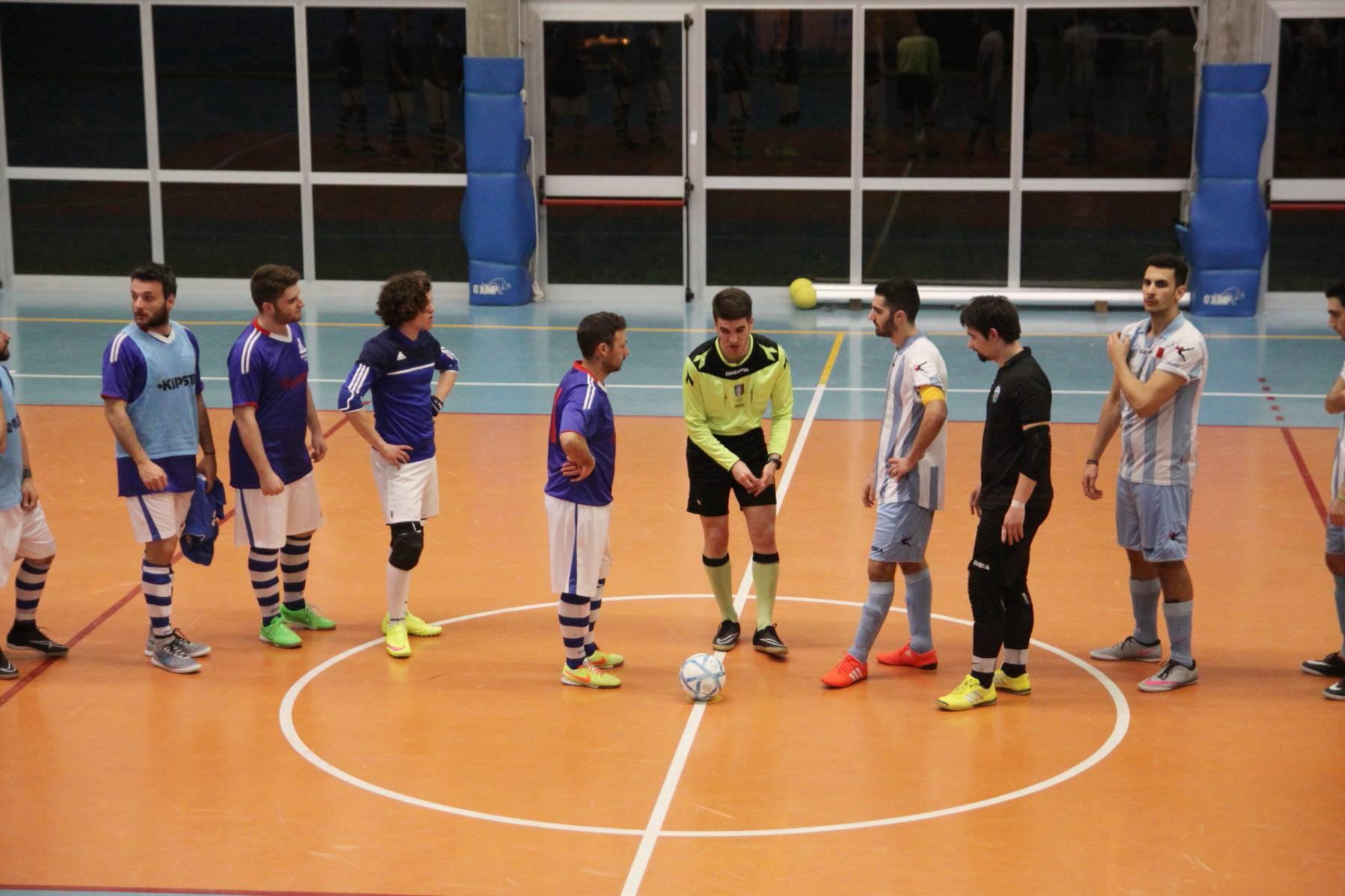 Calcio a 5 D. Modigliana Calcio-Solaris Viserba Futsal 2-5