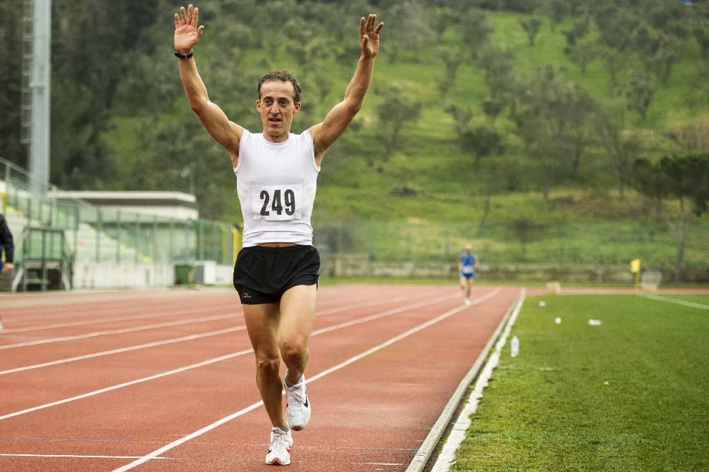 Stefano Ridolfi Campione Italiano Master