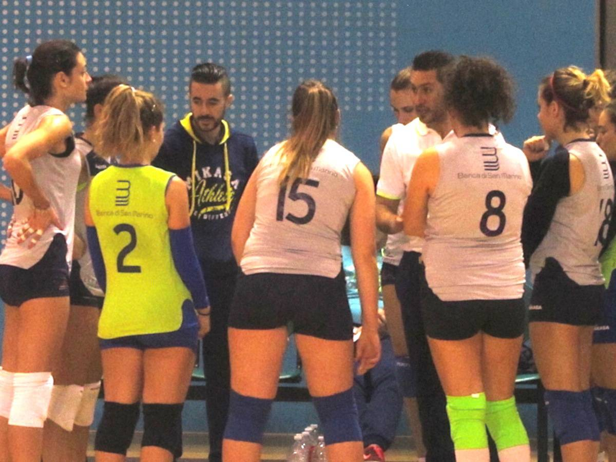 Volley C uomini. Per la Titan Services big match a San Mauro
