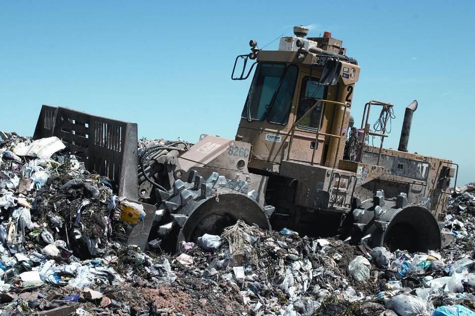 compattatore rifiuti