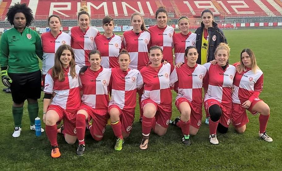 Femminile Rimini, il