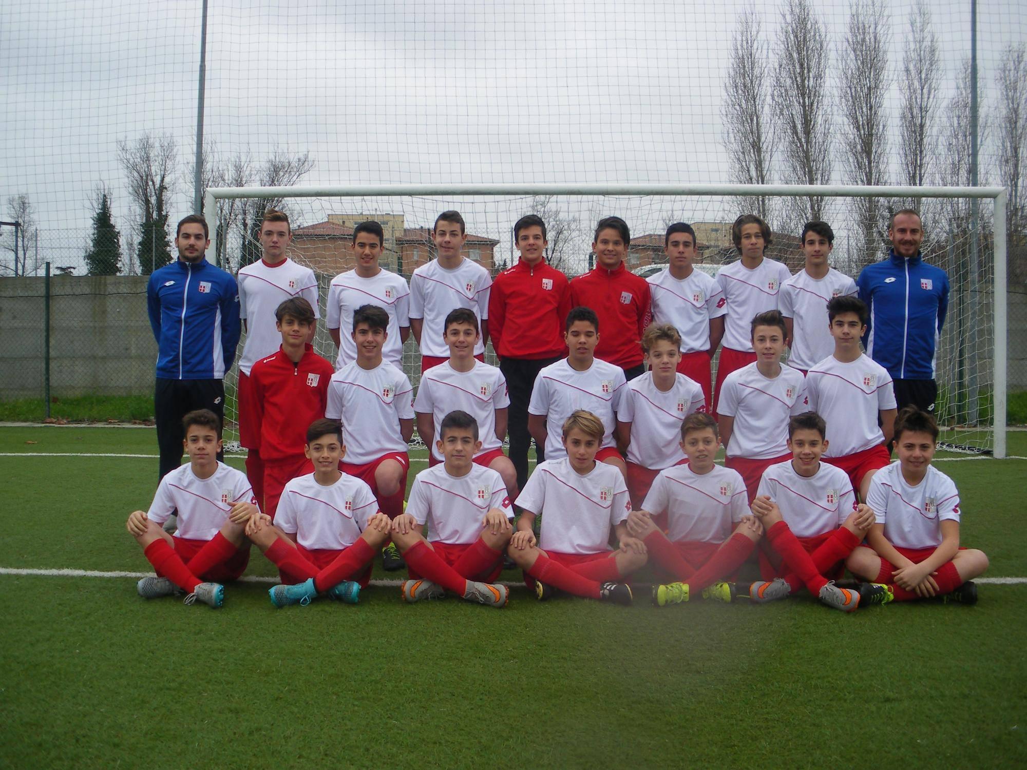 Rimini Calcio. I tabellini delle giovanili, 20-21 febbraio