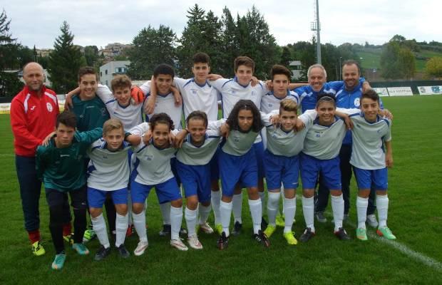 I Giovanissimi della Polisportiva Junior Coriano brillano nel weekend