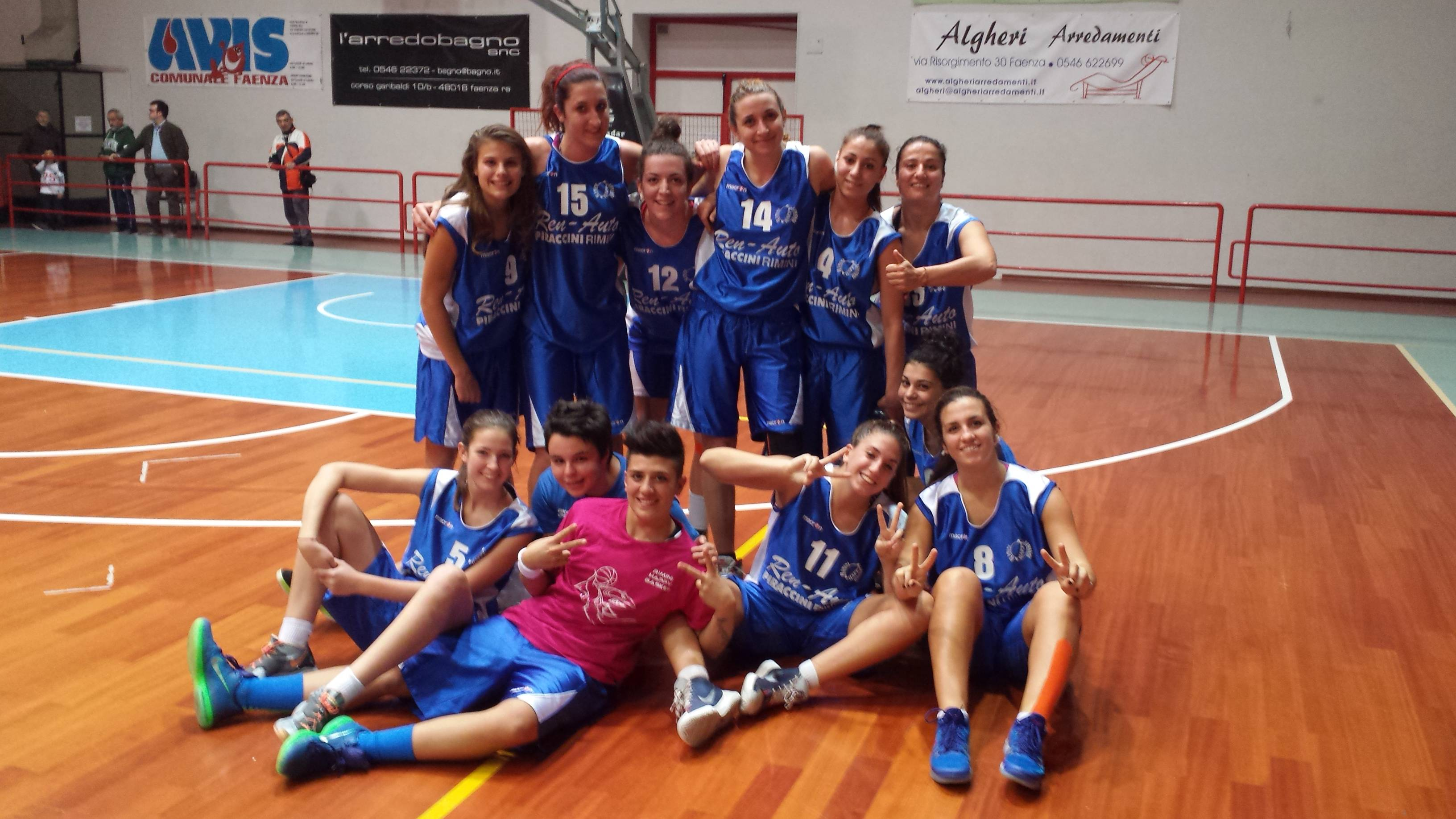 Bologna Basket School-RenAuto Happy Basket Rimini