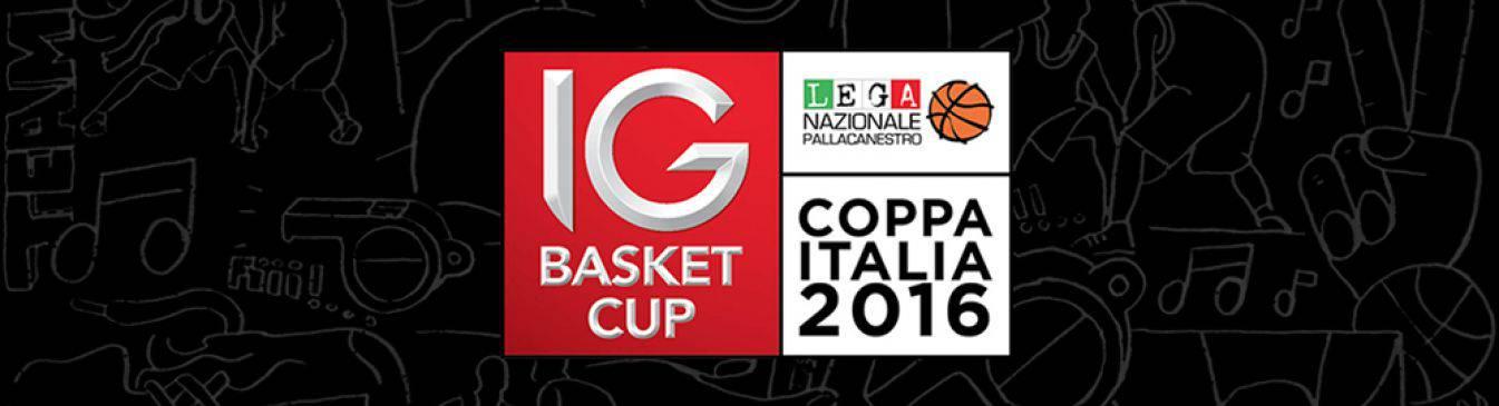 La IG Basket Cup su Italbasket/Sky Sport e LNP TV Pass