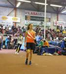 Maria Piccioni campionessa regionale indoor Cadetti di salto in alto