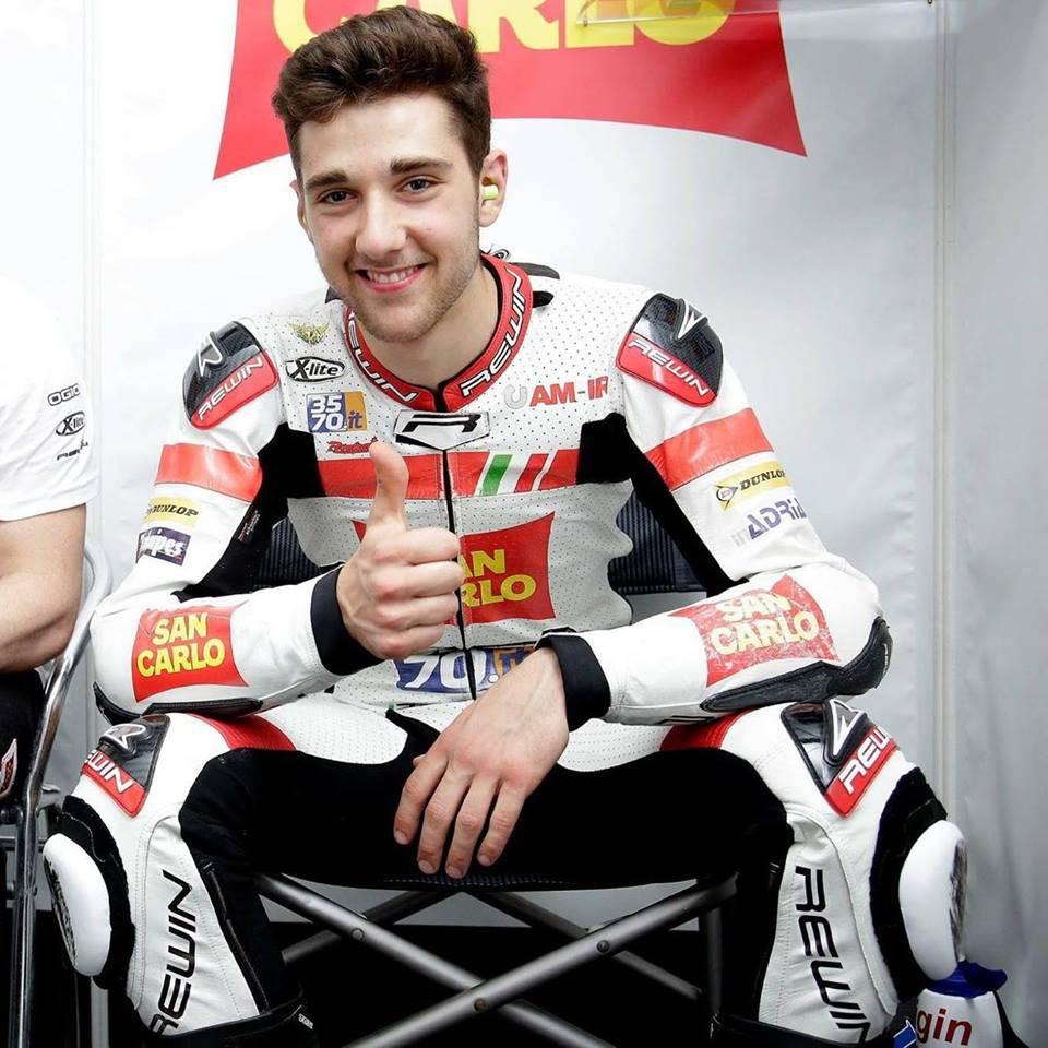 Matteo Ferrari parteciperà al Campionato Italiano Superbike su BMW