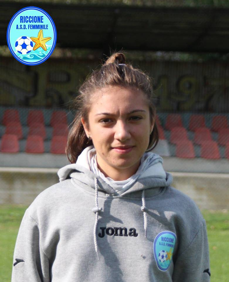 Calcio femminile C. Riccione FC-ACDF Virtus Romagna 5-0