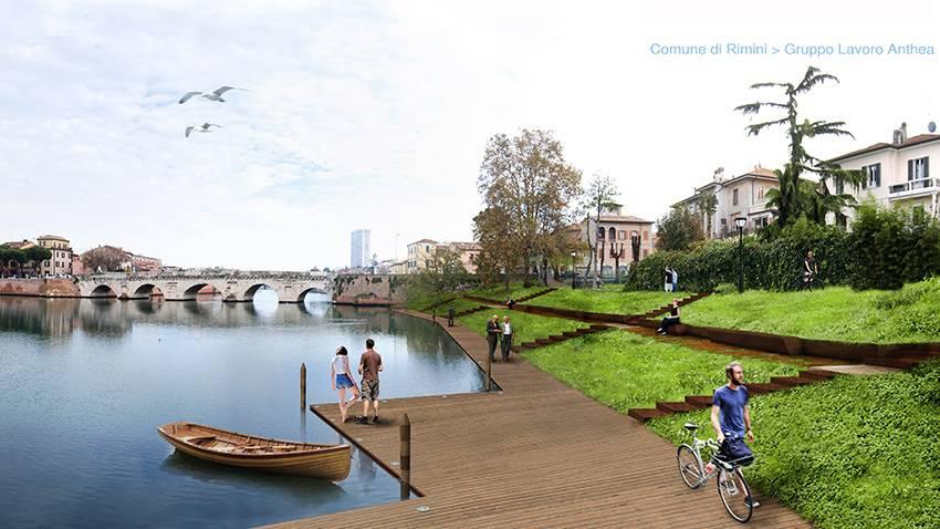 Piazza sull'acqua, approvate opere aggiuntive per 160.000 €