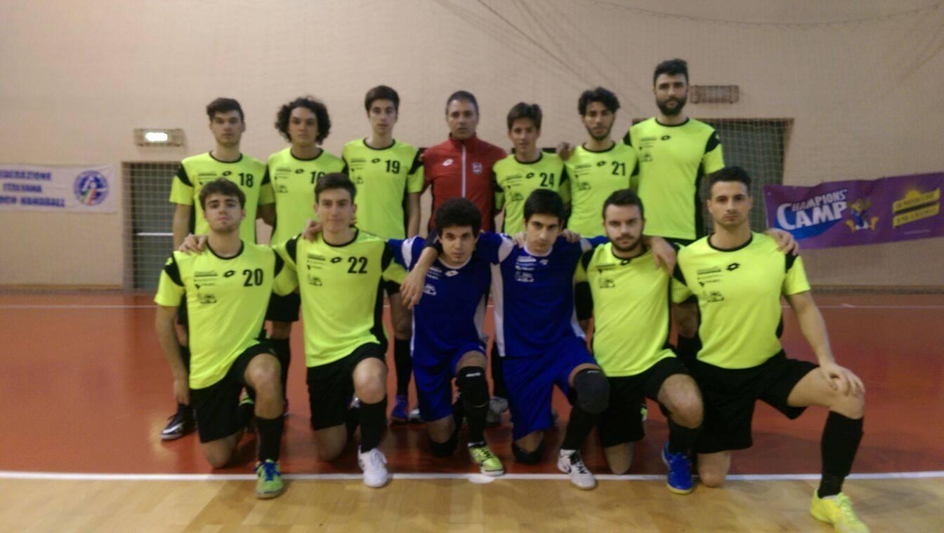 Calcio a 5. Real Casalgrandese-Rimini 5-3