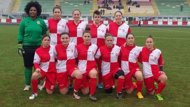 La Femminile Rimini in trasferta sul campo del San Paolo