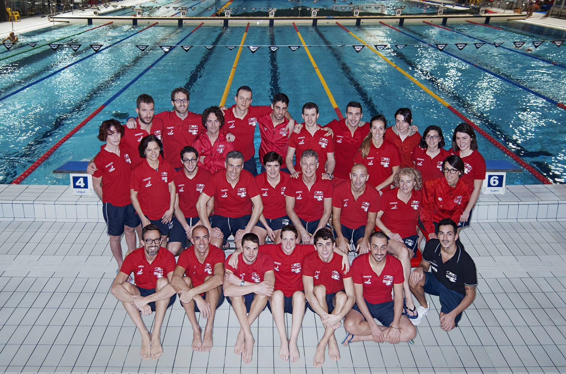 Regionali Master Fin: la sezione Nuoto Master della Polisportiva Riccione chiude al 5° posto