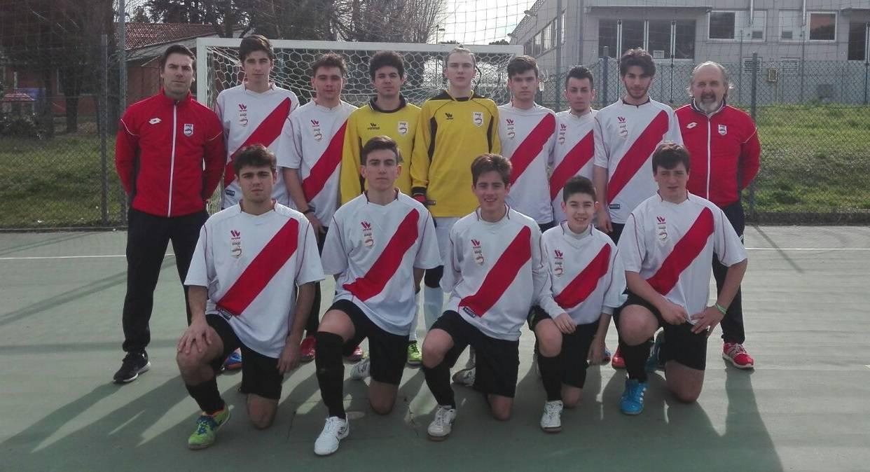 Calcio a 5 Juniores. Rimini-Ass. Club 15-2