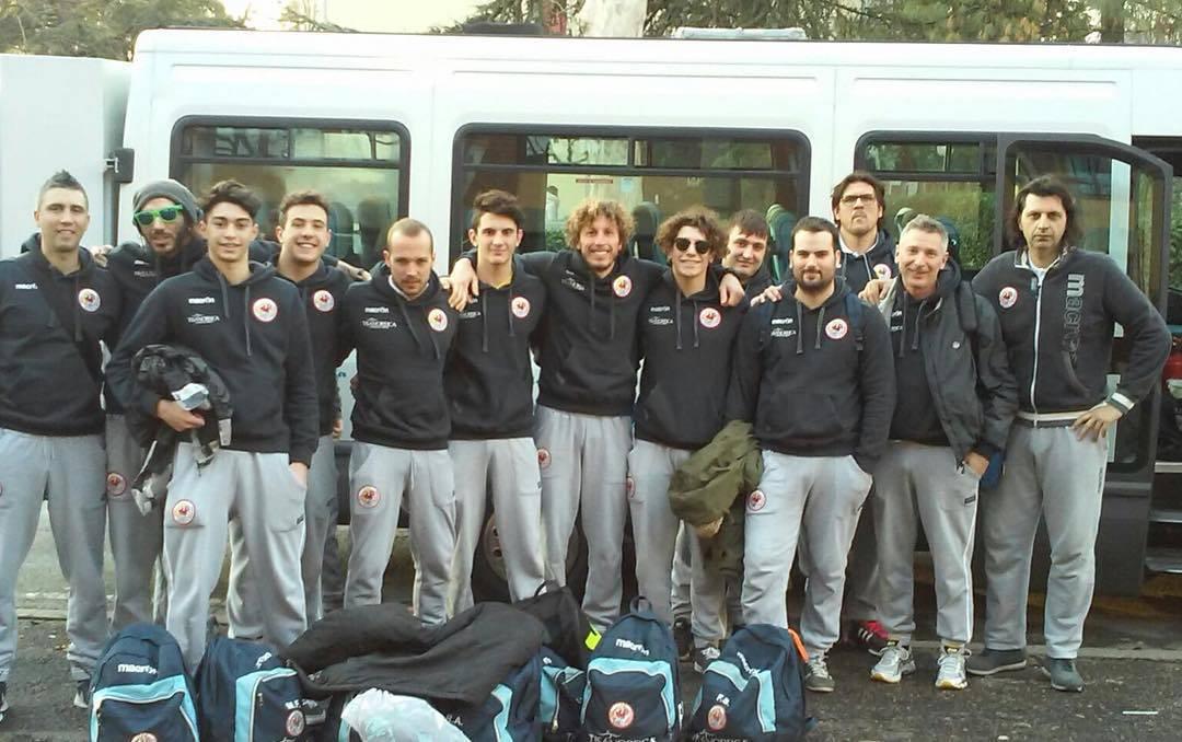 Serie C al via, esordio amaro per la Tisanoreica TRR