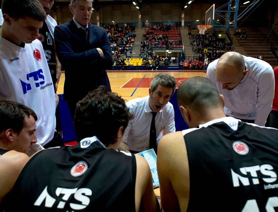 Domenica la NTS Crabs Rimini ospita la Mamy Oleggio Magic Basket