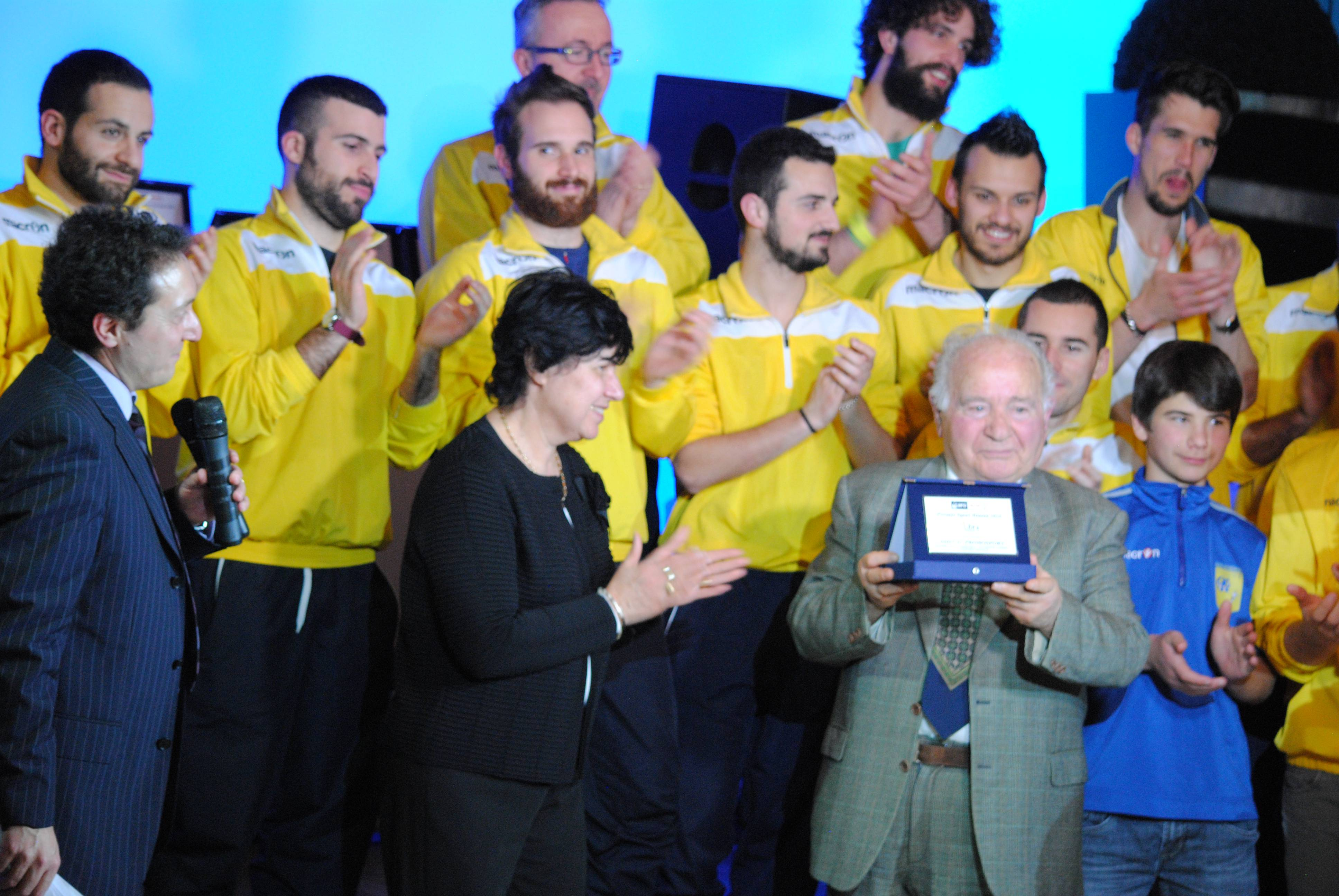 Al Rimini Baseball Club il Premio Sport Rimini
