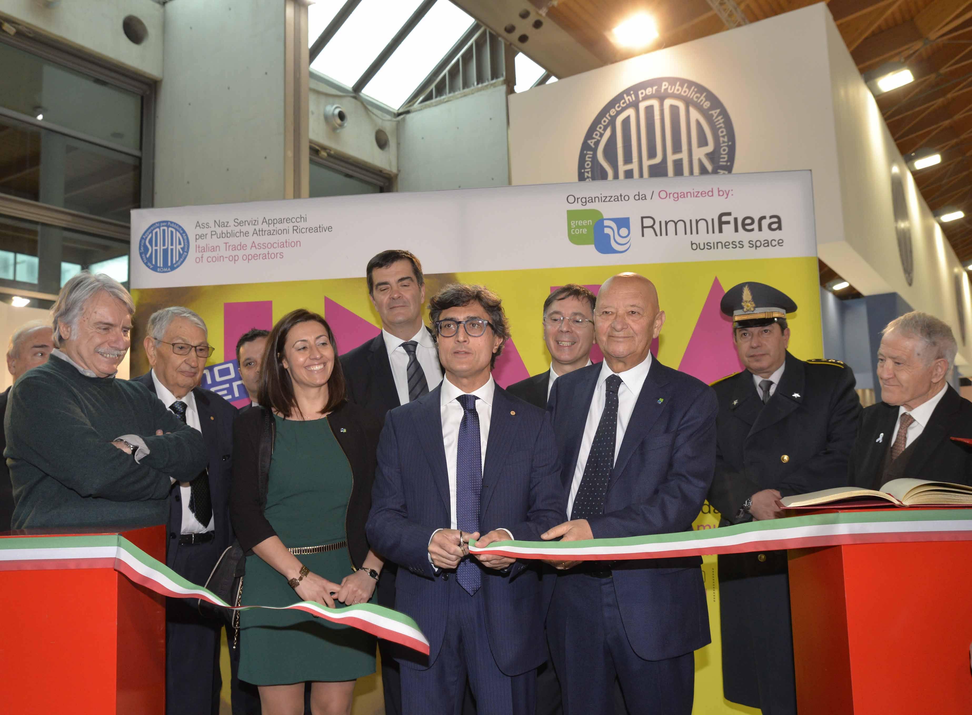 Inaugurata Enada Primavera 2016. Fino a venerdì a Rimini Fiera