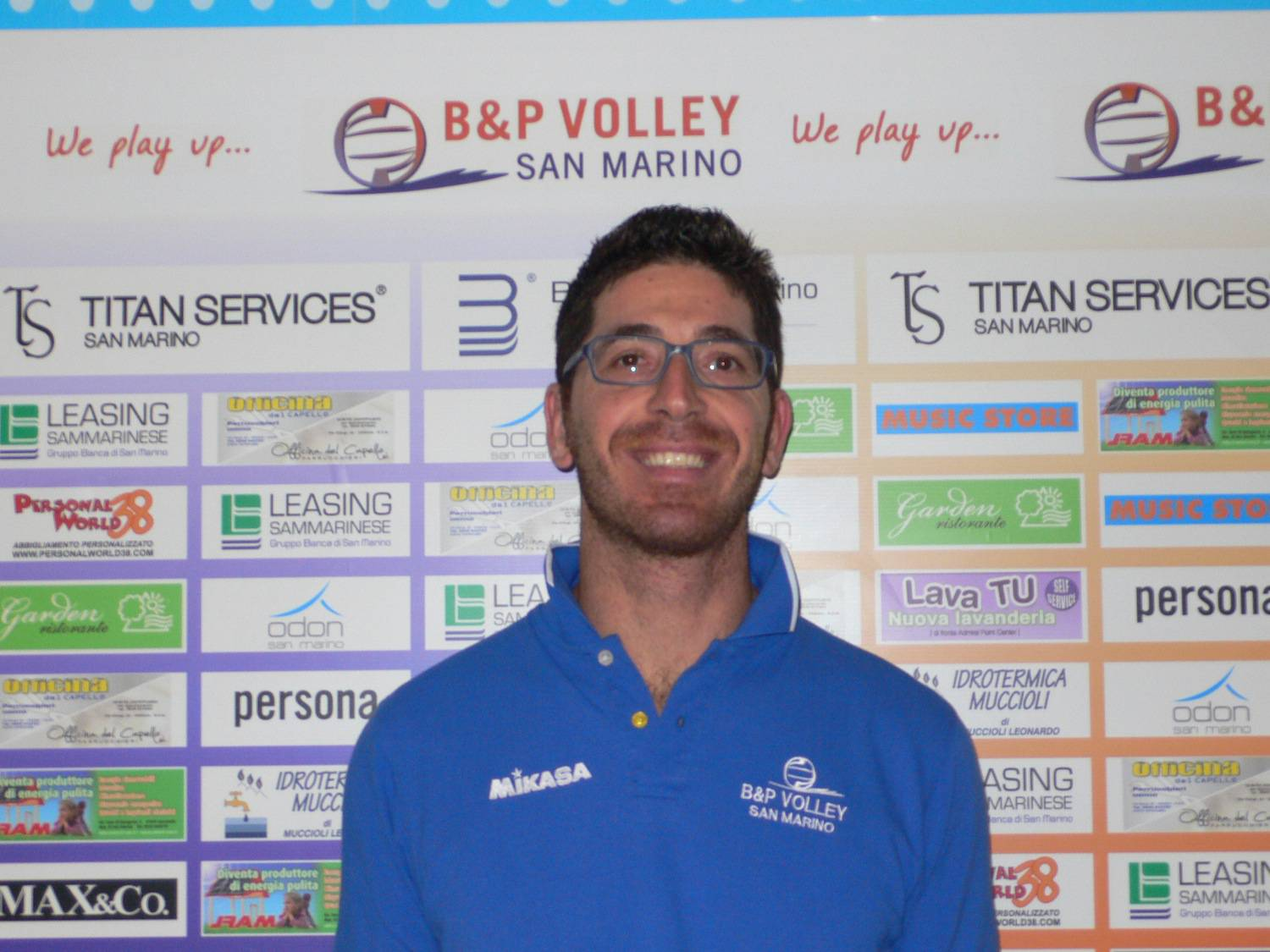 Volley C maschile. Per la Titan Services