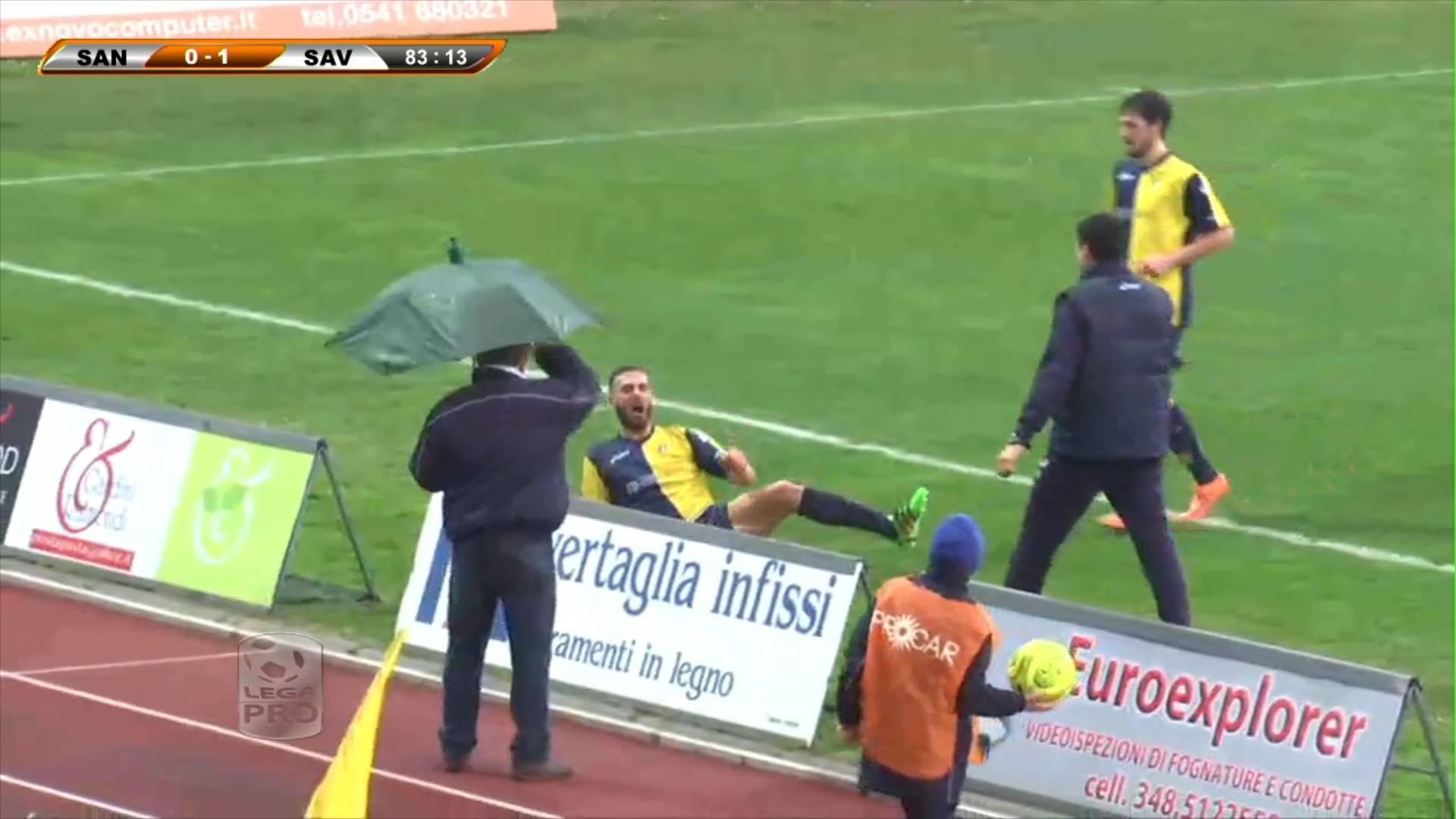 Santarcangelo Calcio: intervista a Marco Guidone
