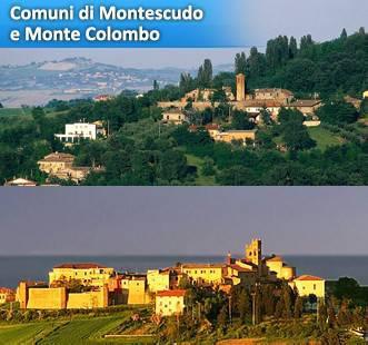 Nuovo Comune di Montescudo-Monte Colombo, al via l'accorpamento delle banche dati catastali