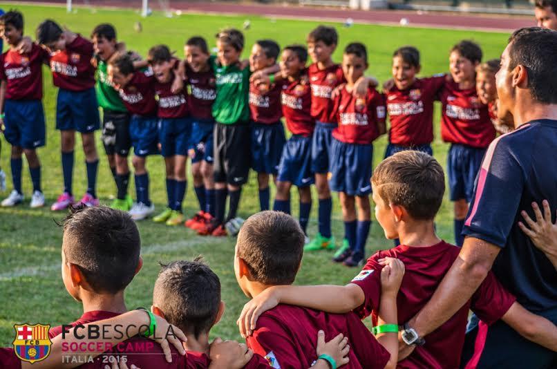 Ritorna a San Marino la cantera dell'FC Barcelona