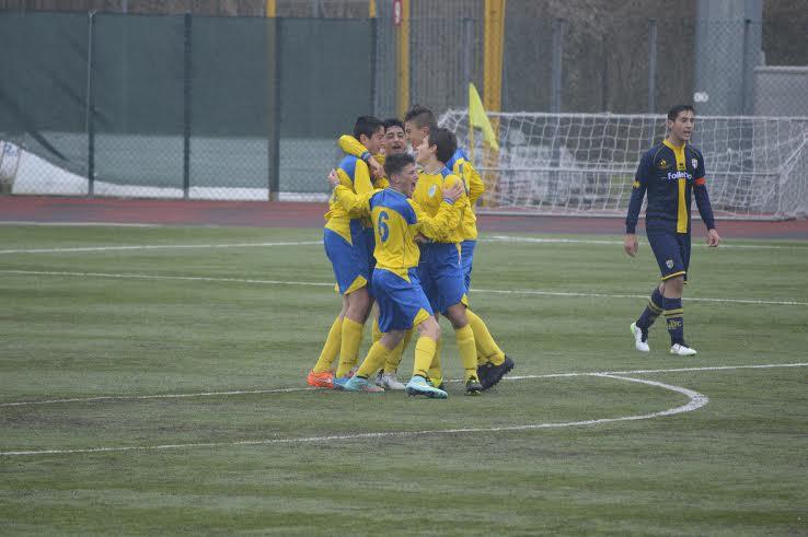 Santarcangelo Calcio. Tabellini e cronaca giovanili, 19-20 marzo 2016