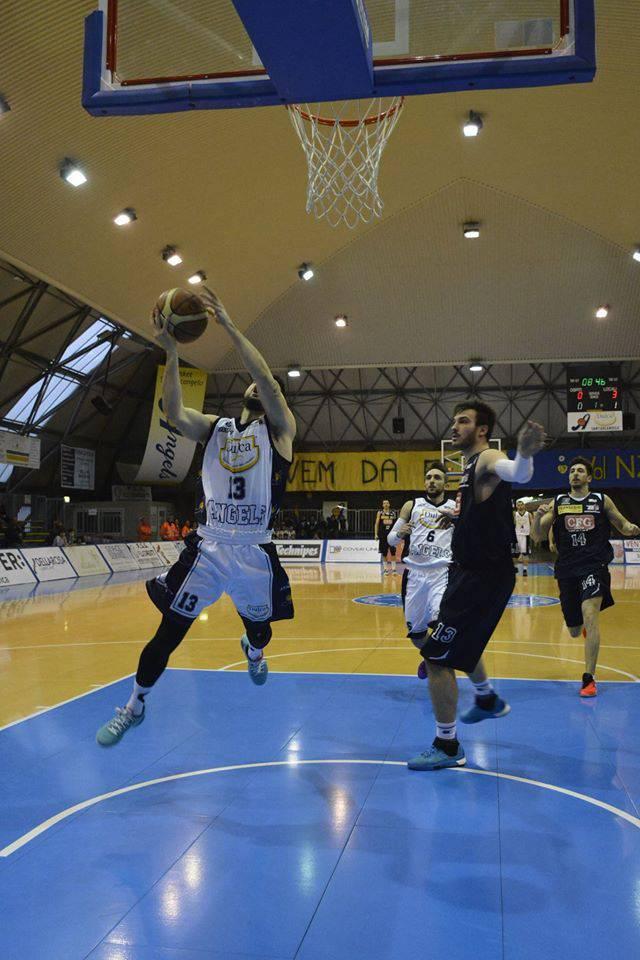 Dulca Santarcangelo-Don Bosco Livorno, intervista a Mattia Cardellini