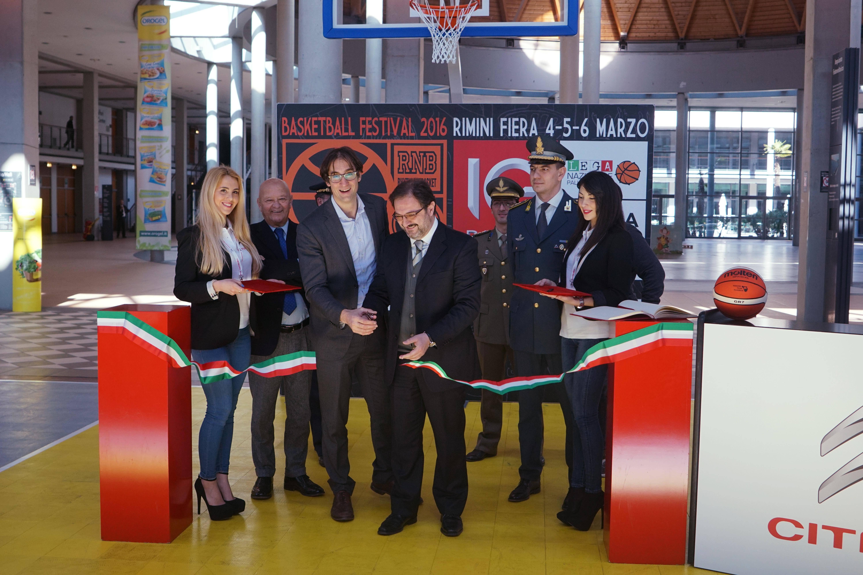 Rimini Fiera capitale del Basket italiano