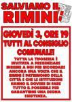 """I tifosi del Rimini """"invadono"""" il Consiglio Comunale. Poi l'incontro con Gnassi e Brasini"""