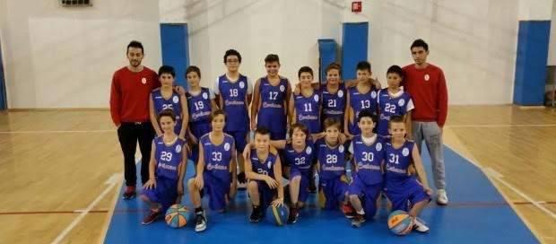 Polisportiva Junior Coriano, il punto sul basket