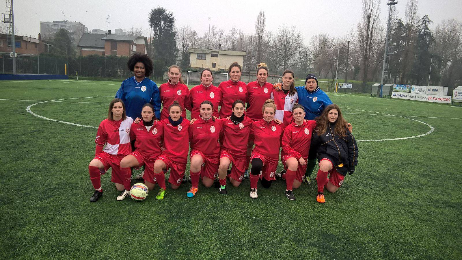 Femminile Rimini in emergenza sul campo del Consolata