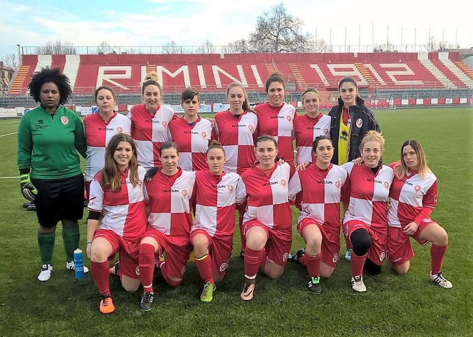 La Femminile Rimini ospita il Pievicella